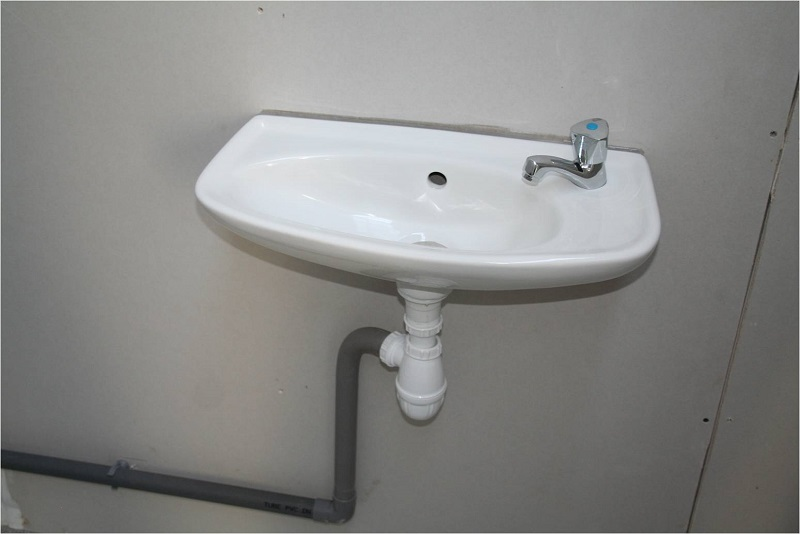 Installation Lavabo Comment Proc Der Devis